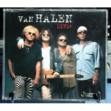 Van Halen / live CD