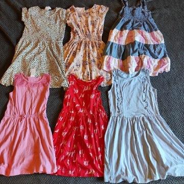 Zestaw 6 sukienek Cool Club C&A H&M