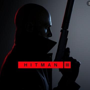HITMAN 3 klucz epic GLOBAL