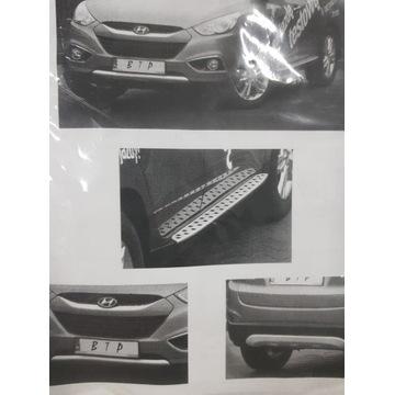 Progi Hyundai ix 35