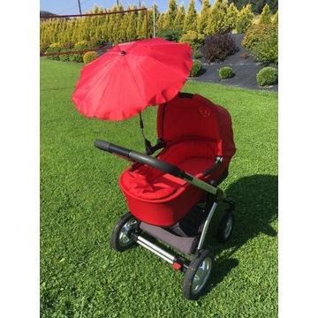 Wózek Maxi cosi 3w1 MURA plus dodatki