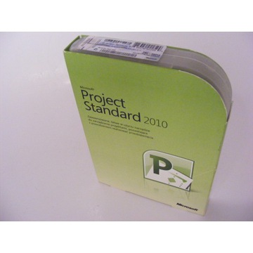 Microsoft Office Project Standard 2010 PL BOX