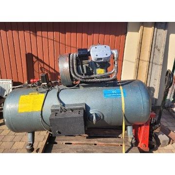 Sprężarka mahle kompresor zbiornik powietrza 500 l
