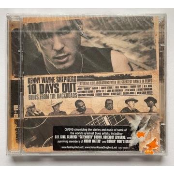Kenny Wayne Shepherd 10 Days Out Blues CD DVD nowa