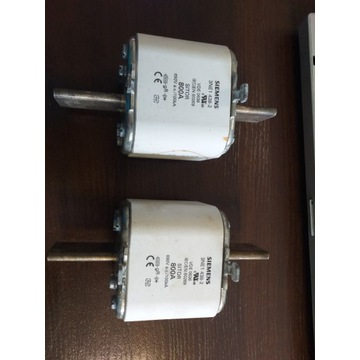 Bezpiecznik Siemens 3NE1 438-2 800A
