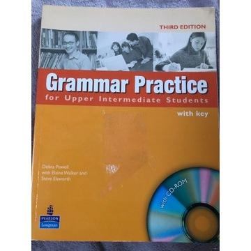 Grammar Practice, Third Ed. z CD-ROM i kluczem
