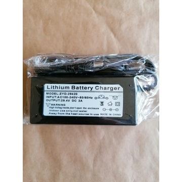 Ładowarka nowa do baterii lijon
