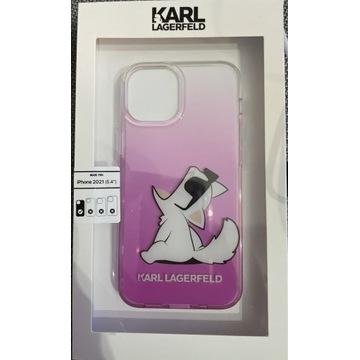 Etui Karl Lagerfeld iPhone 13 MINI