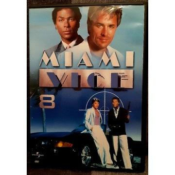 Miami Vice 08 DVD odcinek 15 i 16