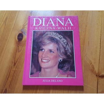 Diana księżna Walii Julia Delano Kluszczyński 1995