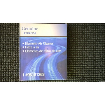 Kpl filtrów Daewoo Nubira I, II, powietrza, paliwa