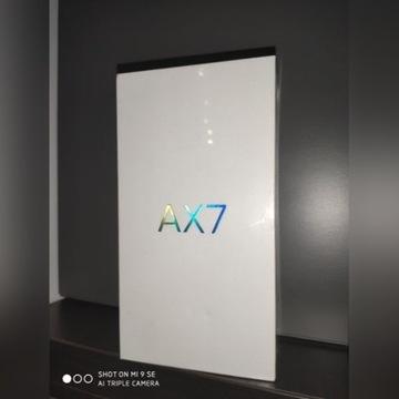 Telefon Oppo AX7 nowy 4GB/64GB