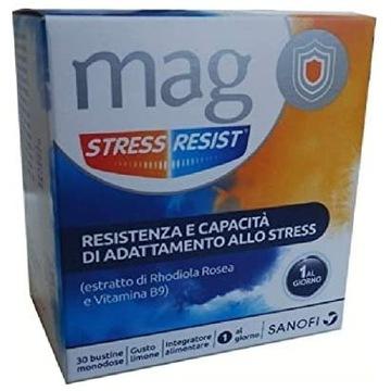 Mag Stress Resist środek antystresowy  27 saszetek