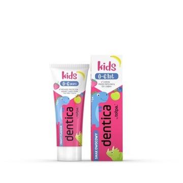 KIDS DENTICA BY TOŁPA pasta do zębów