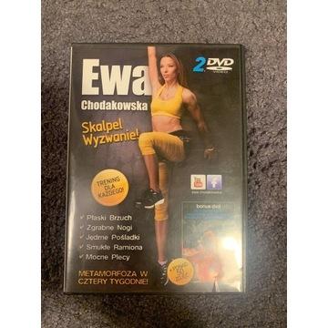 DVD Ewa Chodakowska - Skalpel Wyzwanie!