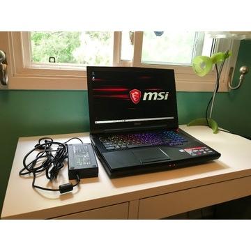 MSI GT75 8rf Titan