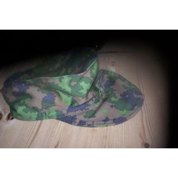 czapka polowa finskie camo m/08