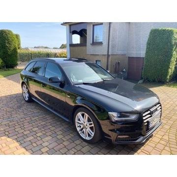Audi A4 B8 Sline plus 150km