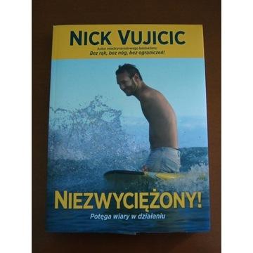 """Nick Vujicic """"Niezwyciężony!"""""""