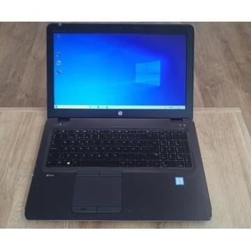 Laptop HP ZBOOK 15u G3 i5-6gen FHD 8/256SSD Amd