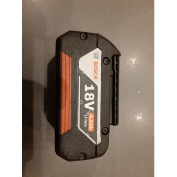 Bateria akumulator Bosch 18 V  4.0 Ah