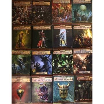 Warhammer zestaw podręczników