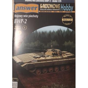 ANSWER Bojowy Wóz Piechoty BWP 2