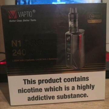 Vaptio N1 Pro Kit (nie e papieros)