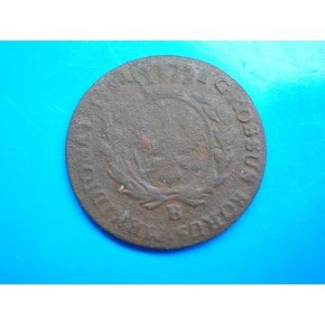 Polska 1 gr grosz Prusy Południowe 1797 B ???