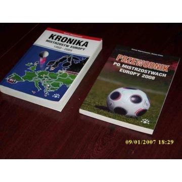 Kronika Mistrzostw Europy 1969-2004 i Przewodnik