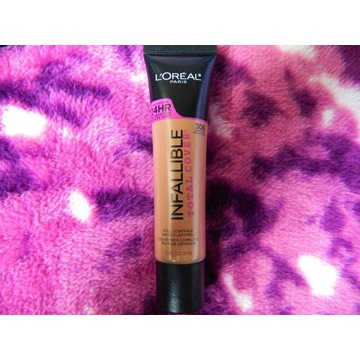 L'Oreal Infallible Total Cover Podkład