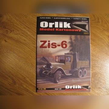 Ciężarówka Zis-6 - Orlik