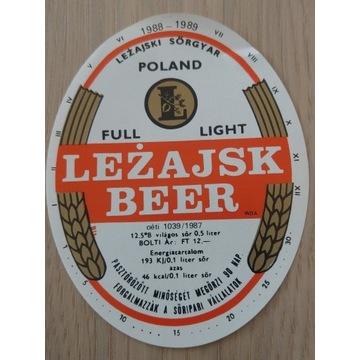 Leżajsk full light   Sorgyar