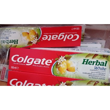 Pasta do zębów Colgate Herbal White 100ml