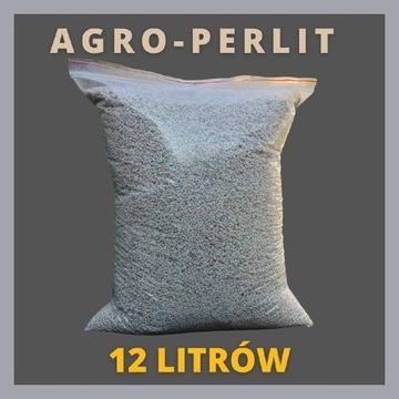 Perlit Ogrodniczy EP 200 Agroperlit 12 litrów