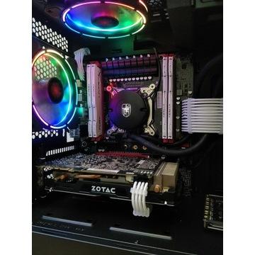 Zestaw AIO,X79 Xeon 2680, 32GB DDR3, GTX 1070 1TB