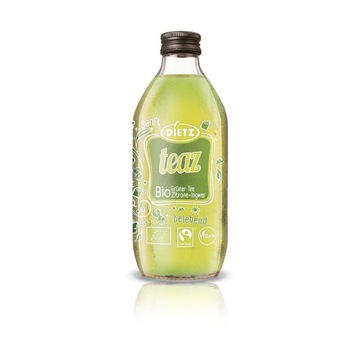 DIETZ TEAZ -zielona z imbirem-Bio,Vegan, Fairtrade