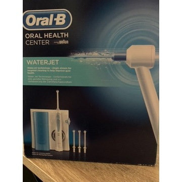 Stacja Oral Health Center Care Oral-B Pro 2000