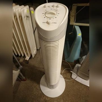 Wentylator podłogowy obrotowy 50W wiatrak