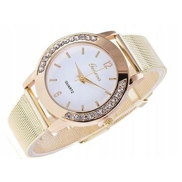 Damski zegarek w stylu EXCLUSIVE licytacja