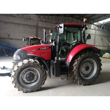Ciągnik traktor  Case ih Farmal 115 U Pro