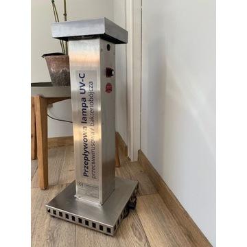 Lampa Przepływowa UV-C , biobójcza 95W