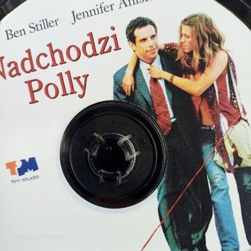 Nadchodzi Polly - film VCD