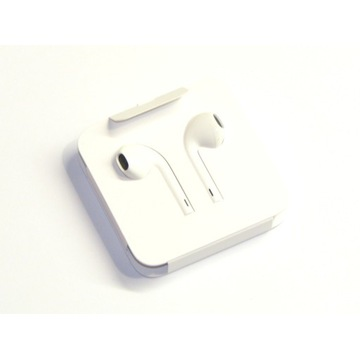 ** Słuchawki Apple EarPods Lightning Connector **