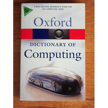 Oxfor Dictionary of Computing