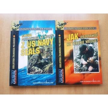 Szkoła Przetrwania seria 2 książek
