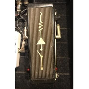 CAE MC404 wah, kaczka custom audio! dunlop