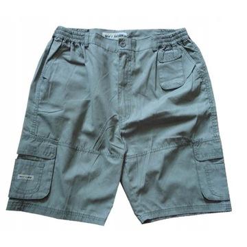 Krótkie  spodnie  bojówki męskie L