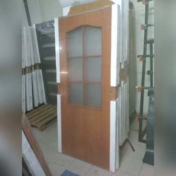 Drzwi  VIVENTO (Sękpol) Dąb Buk Olcha Calvados