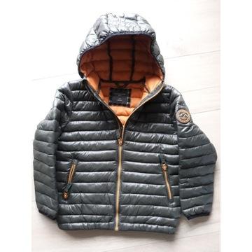 Chłopięca kurtka jesienna RESERVED  r.122